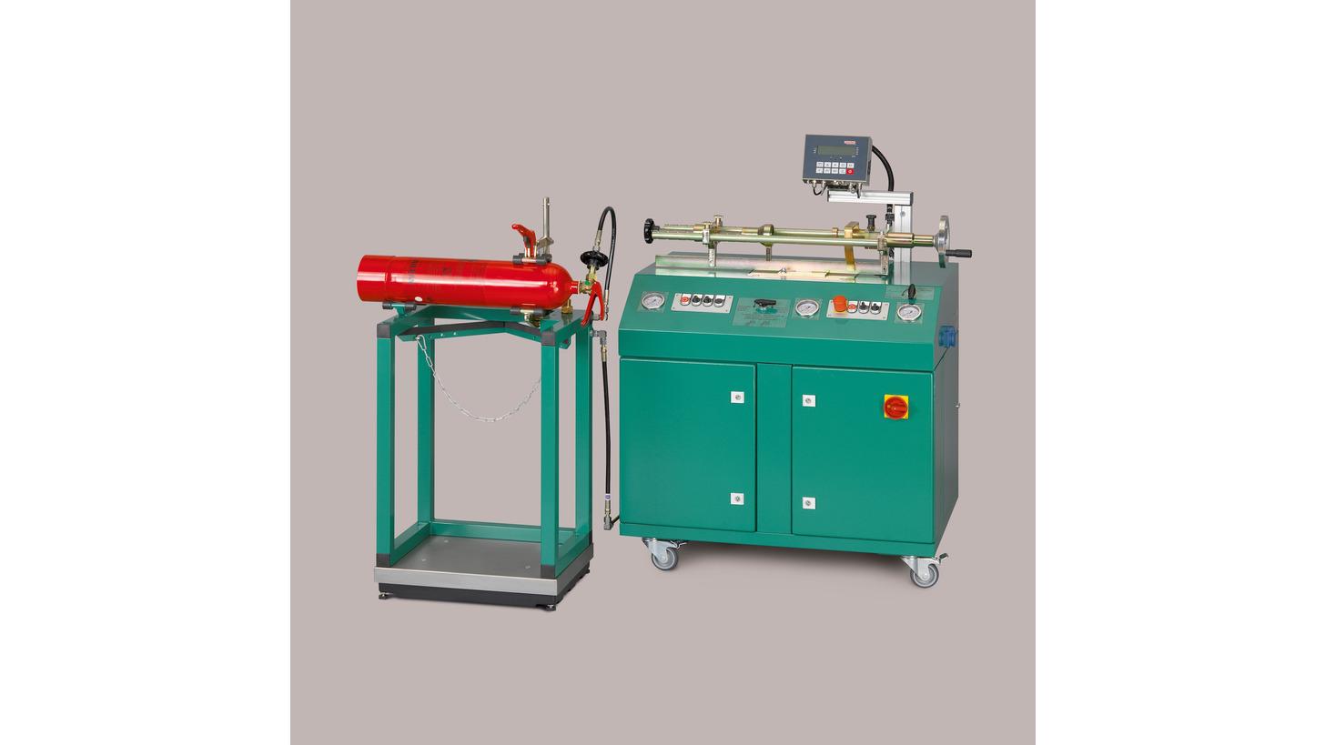 Logo CO2-Refilling Machines