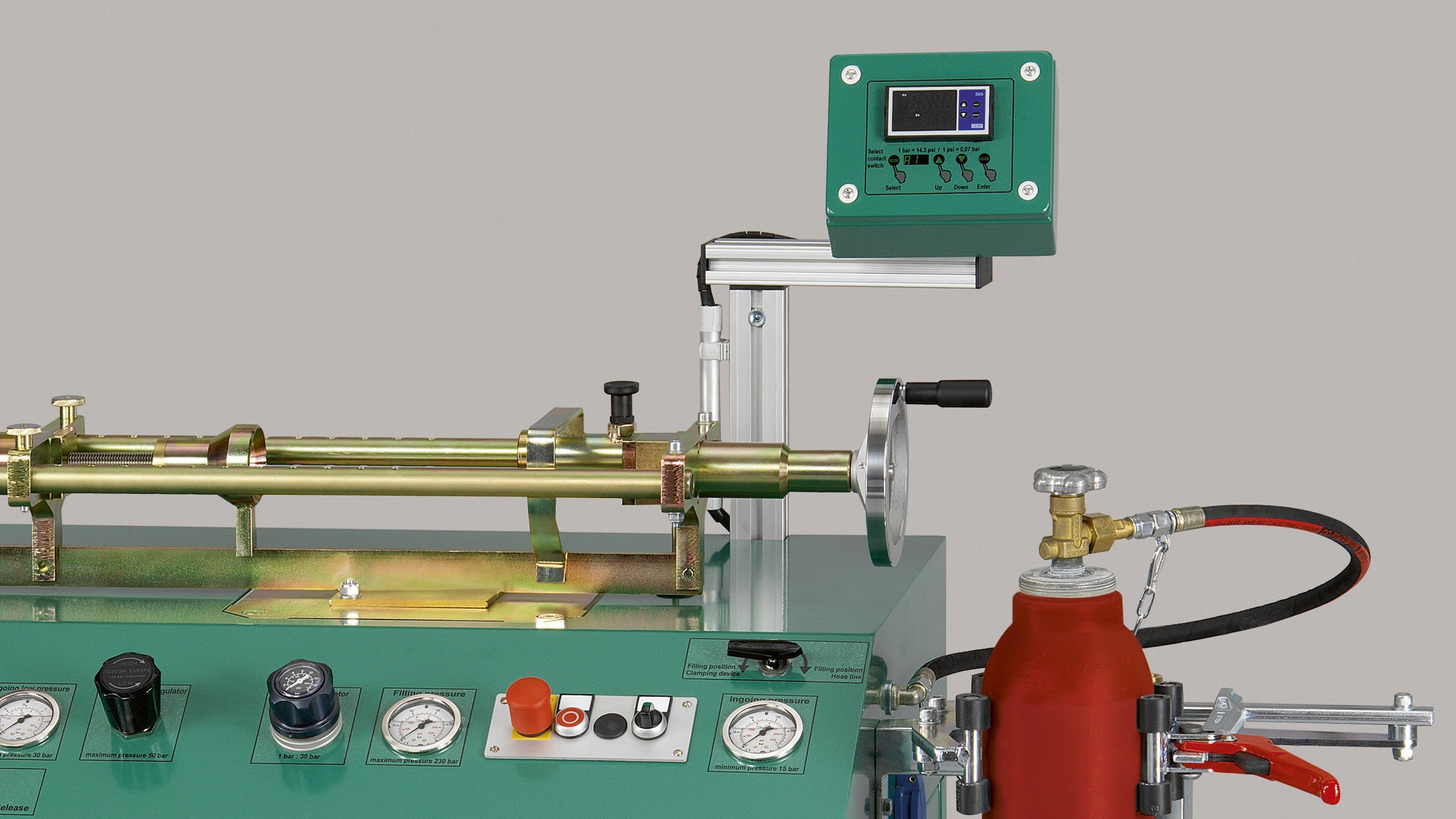 Logo Nitrogen Refilling Machines