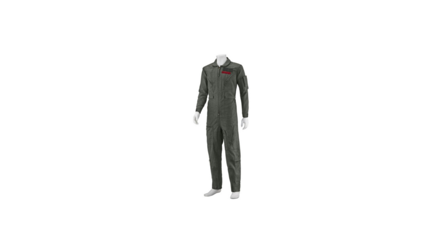 Logo Oxinforce Coverall