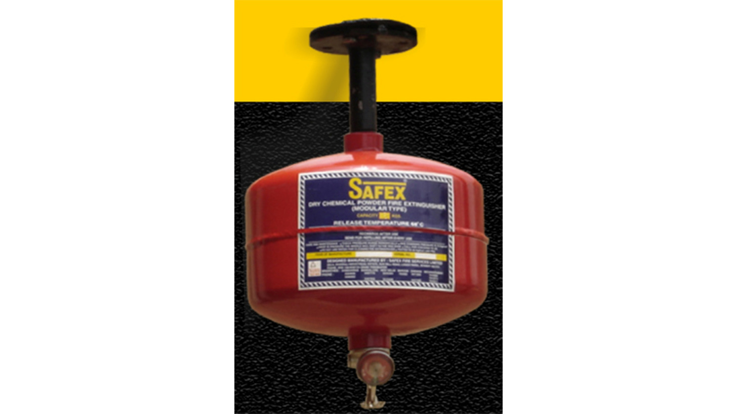 Logo Autosafe Automatic Fire Extinguisher