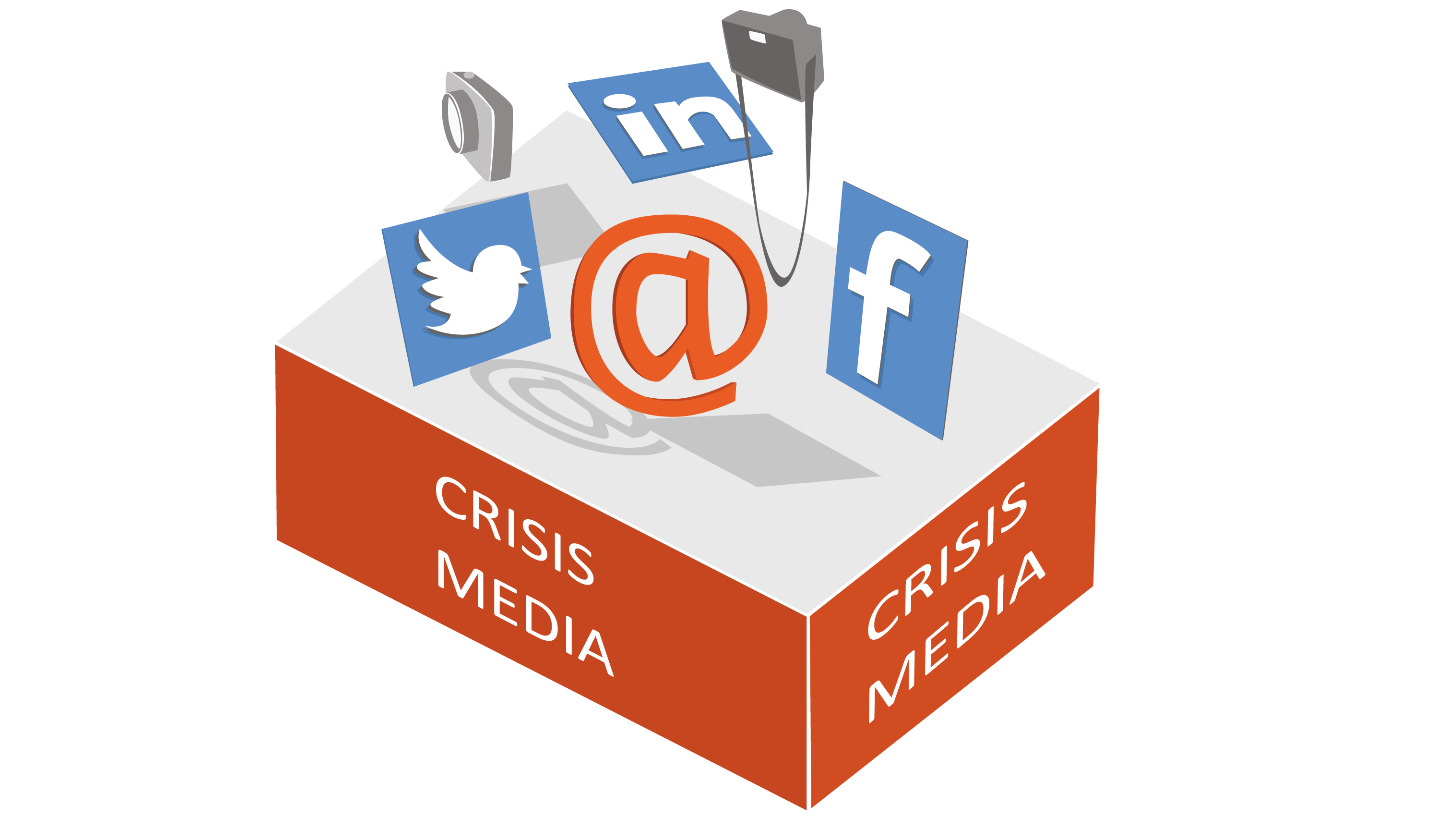 Logo XVR Crisis Media