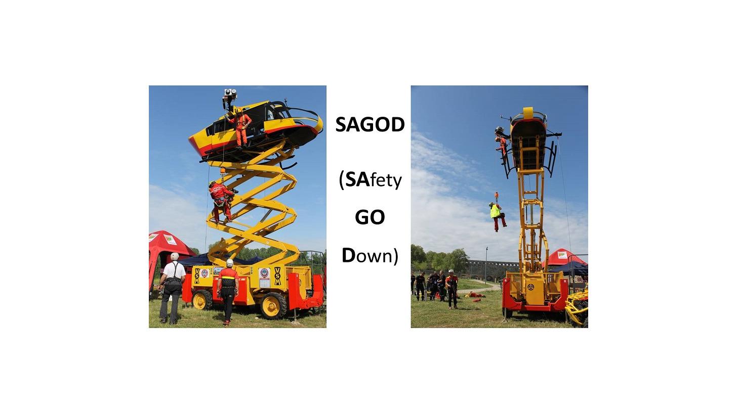 Logo SAGOD