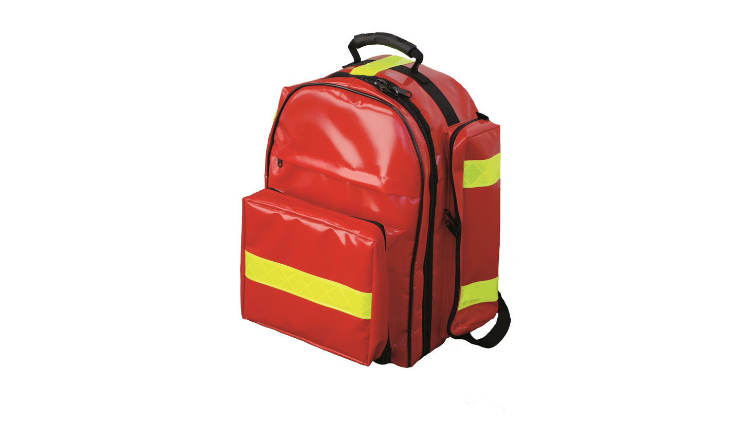 Logo emergency backpack EuroFlex