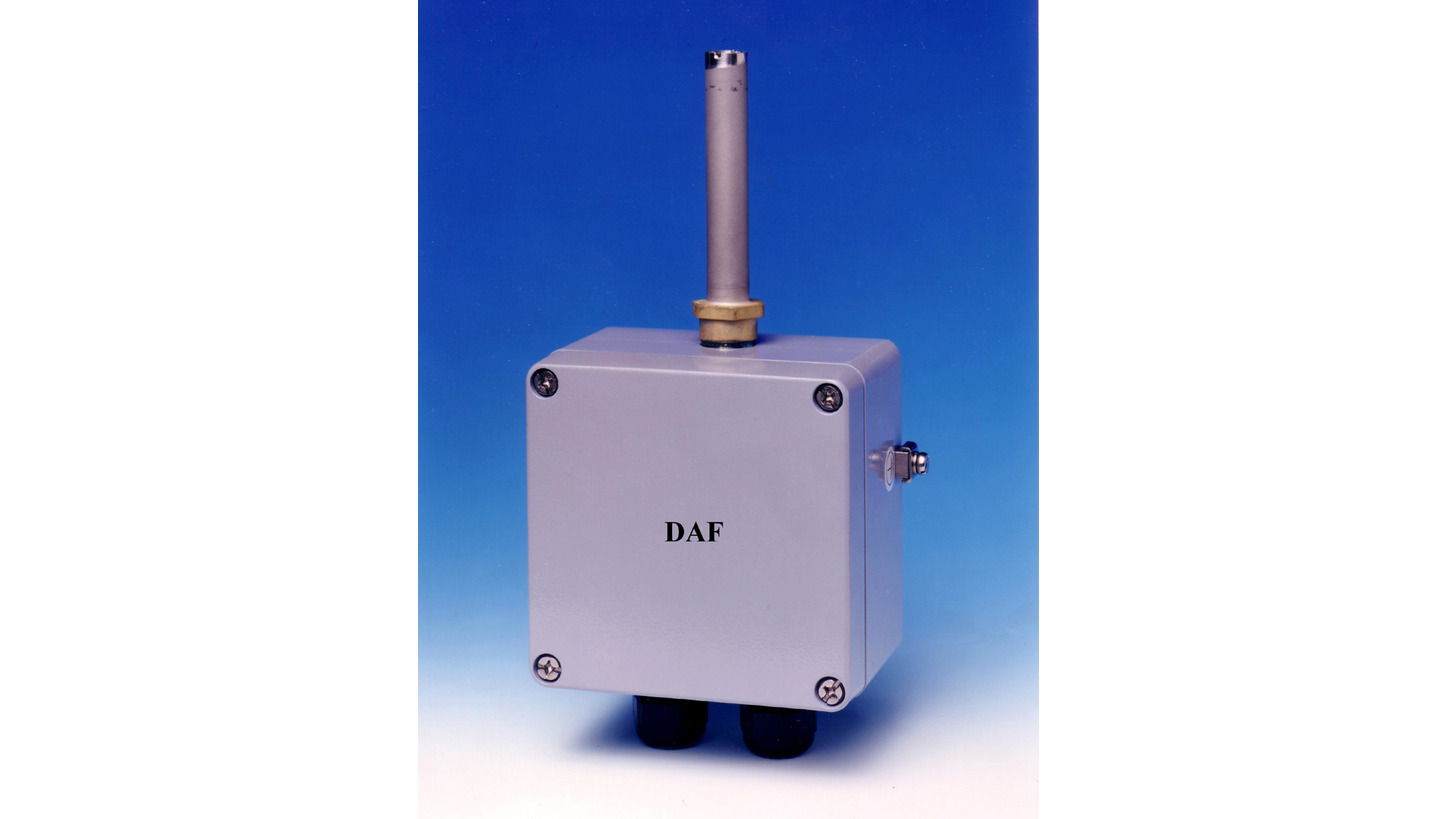 Logo Rod-Temperature Fire Detector DAF 94-..