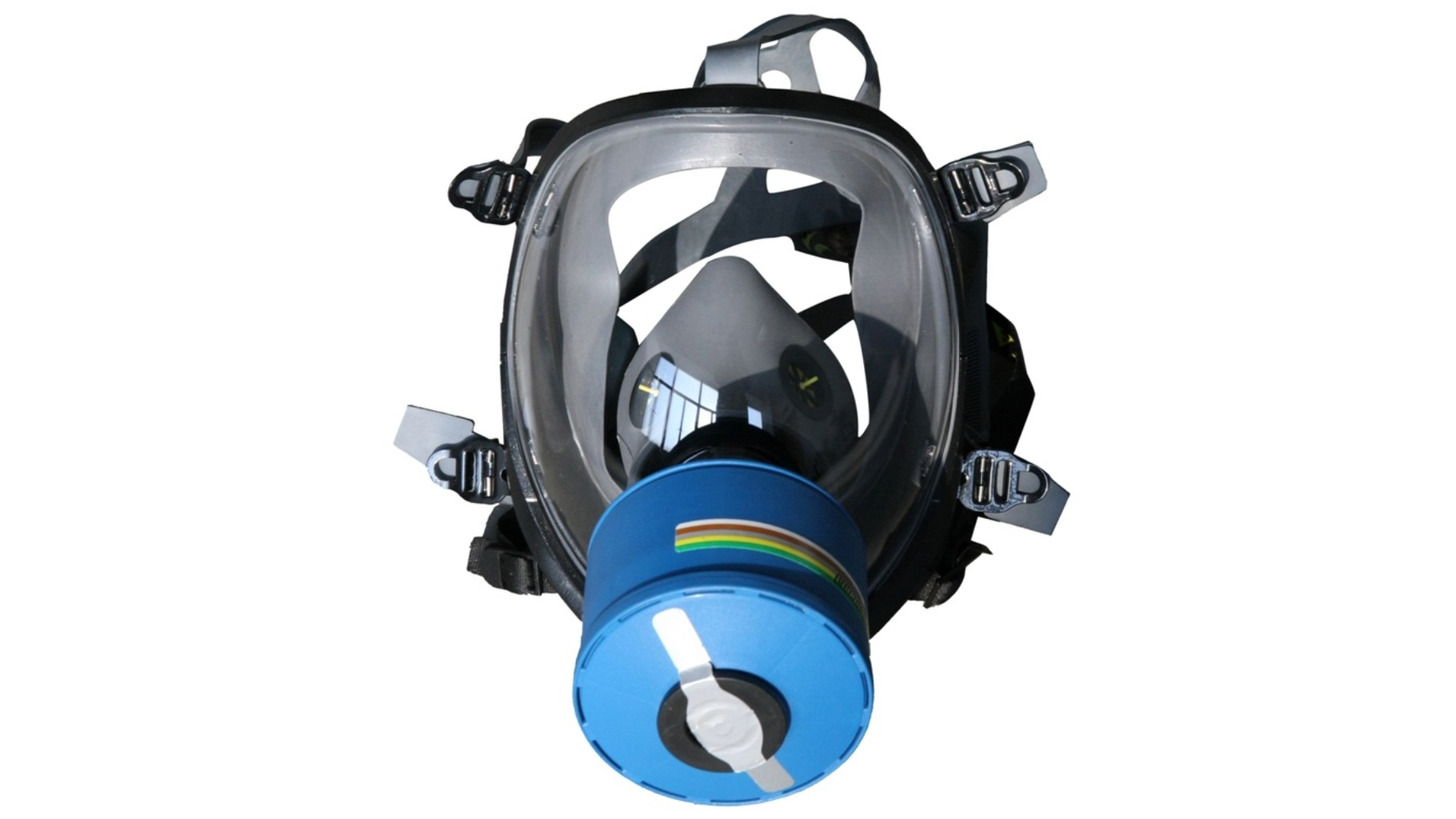 Logo Gas Mask
