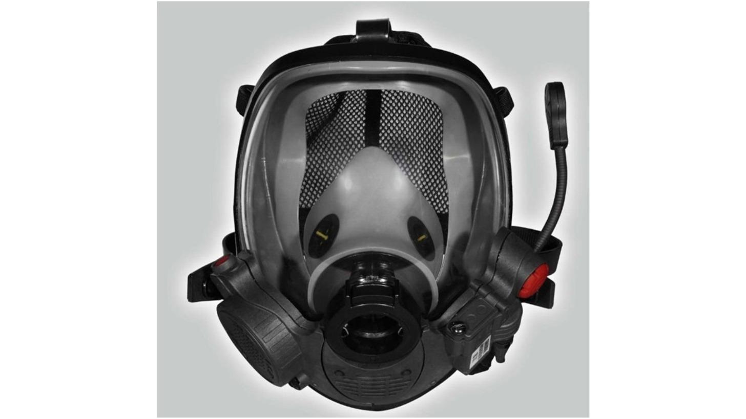 Logo Communication Mask