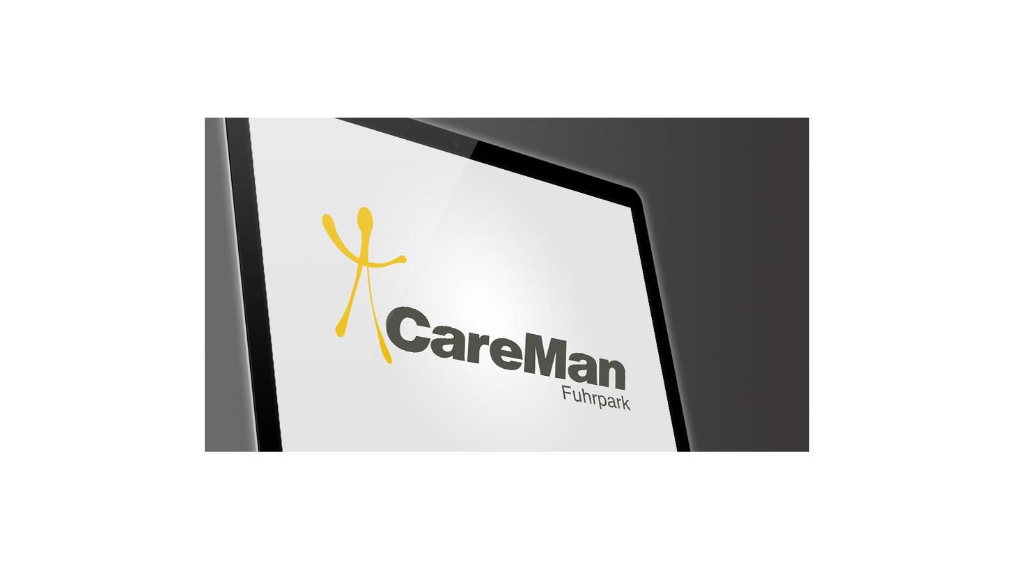 Logo CareMan Fuhrpark