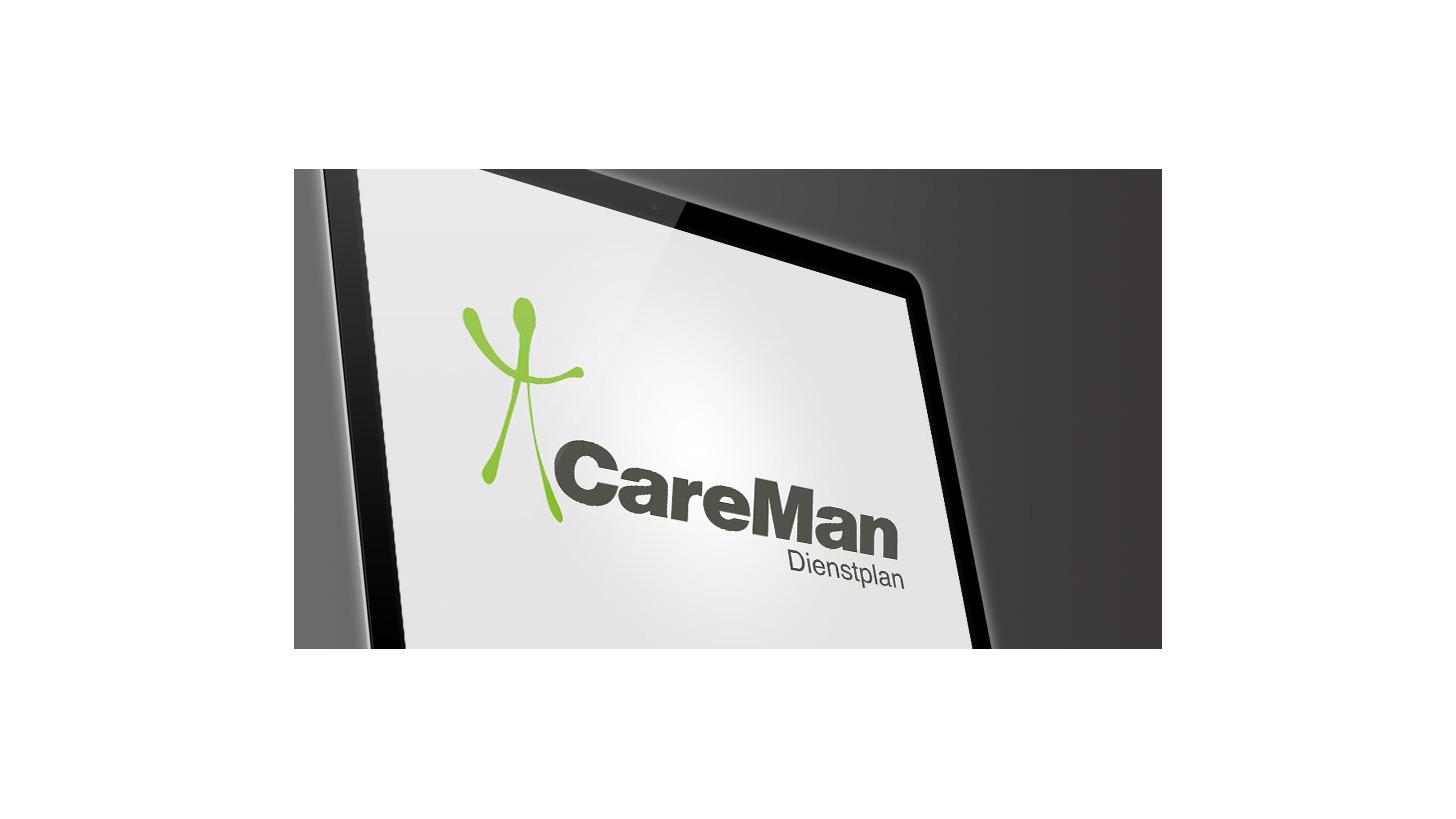 Logo CareMan Dienstplan
