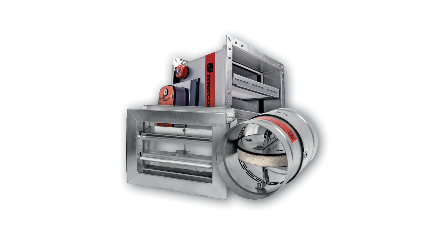 Logo Brandschutzklappen