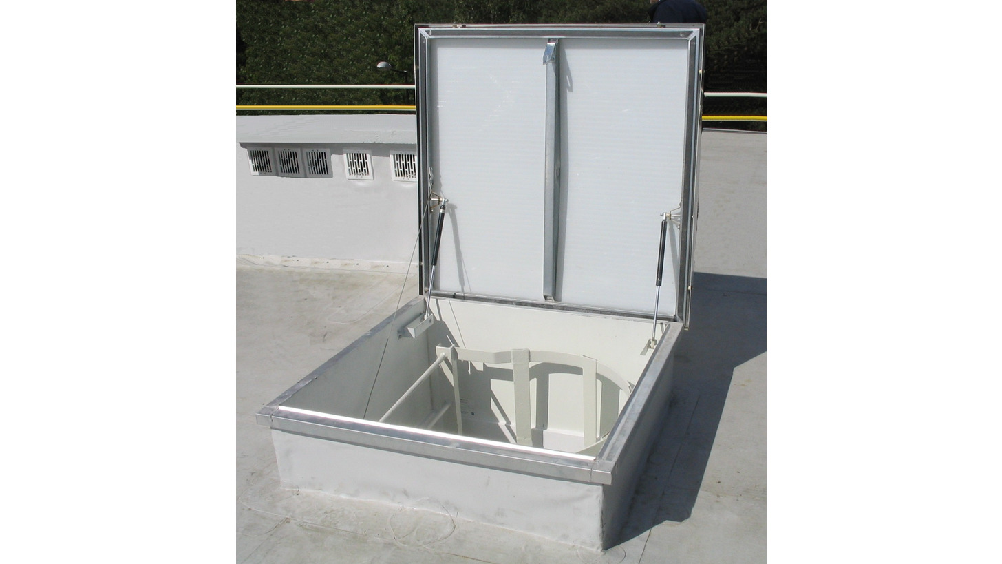 Logo Roof hatches
