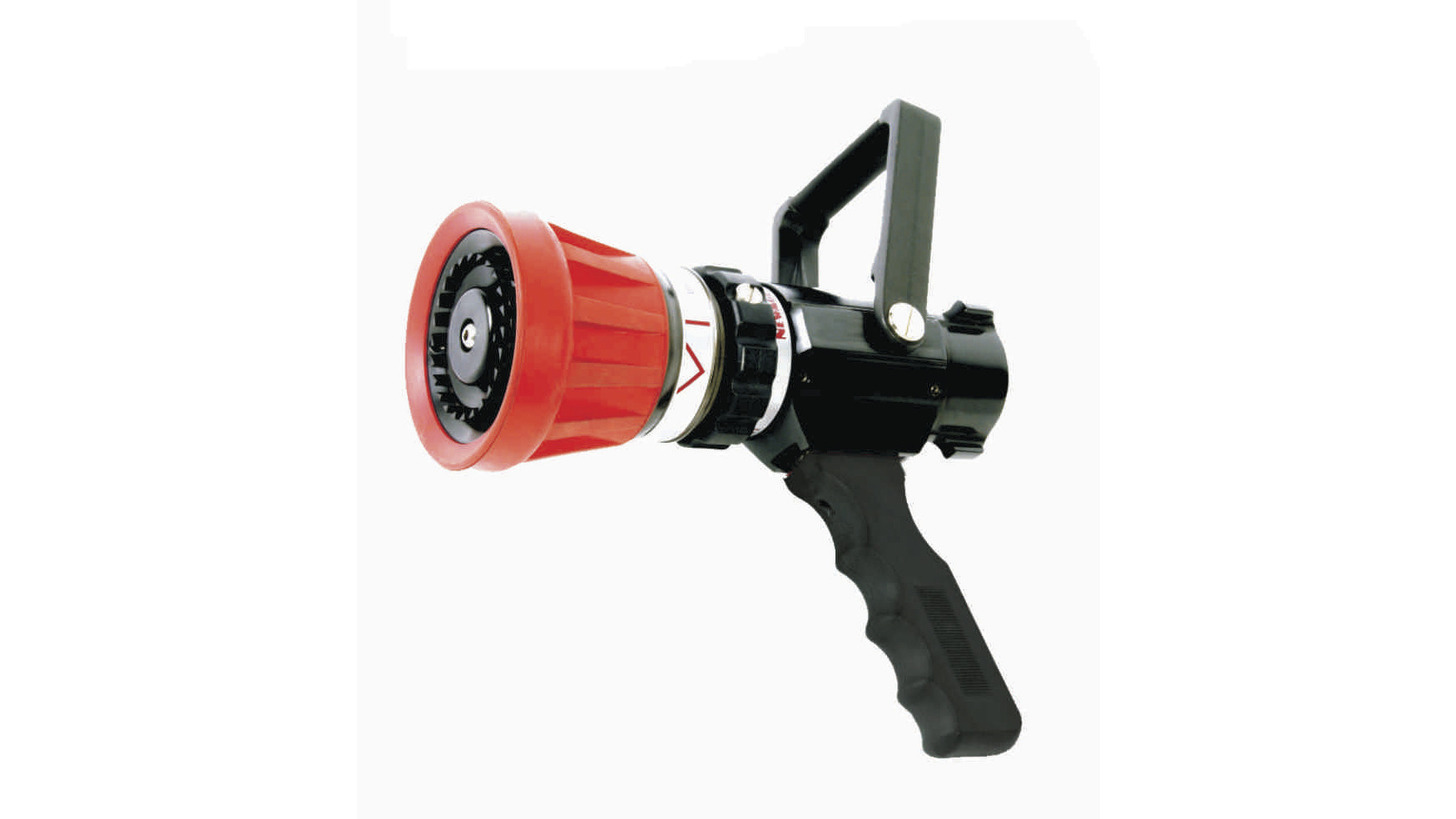 Logo Superfire Nozzle, NFPA Compliant