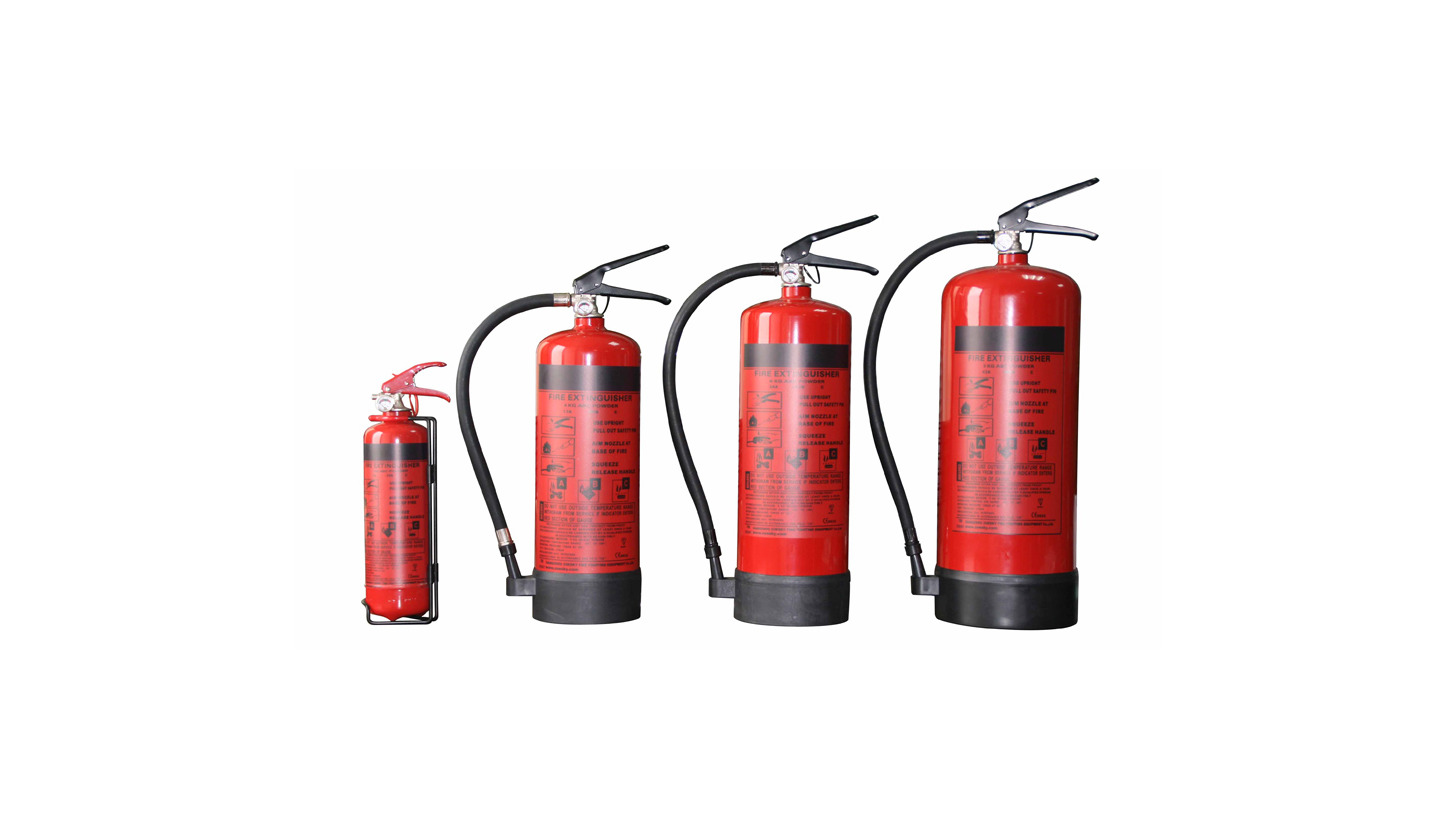 Logo EN3 fire extinguisher