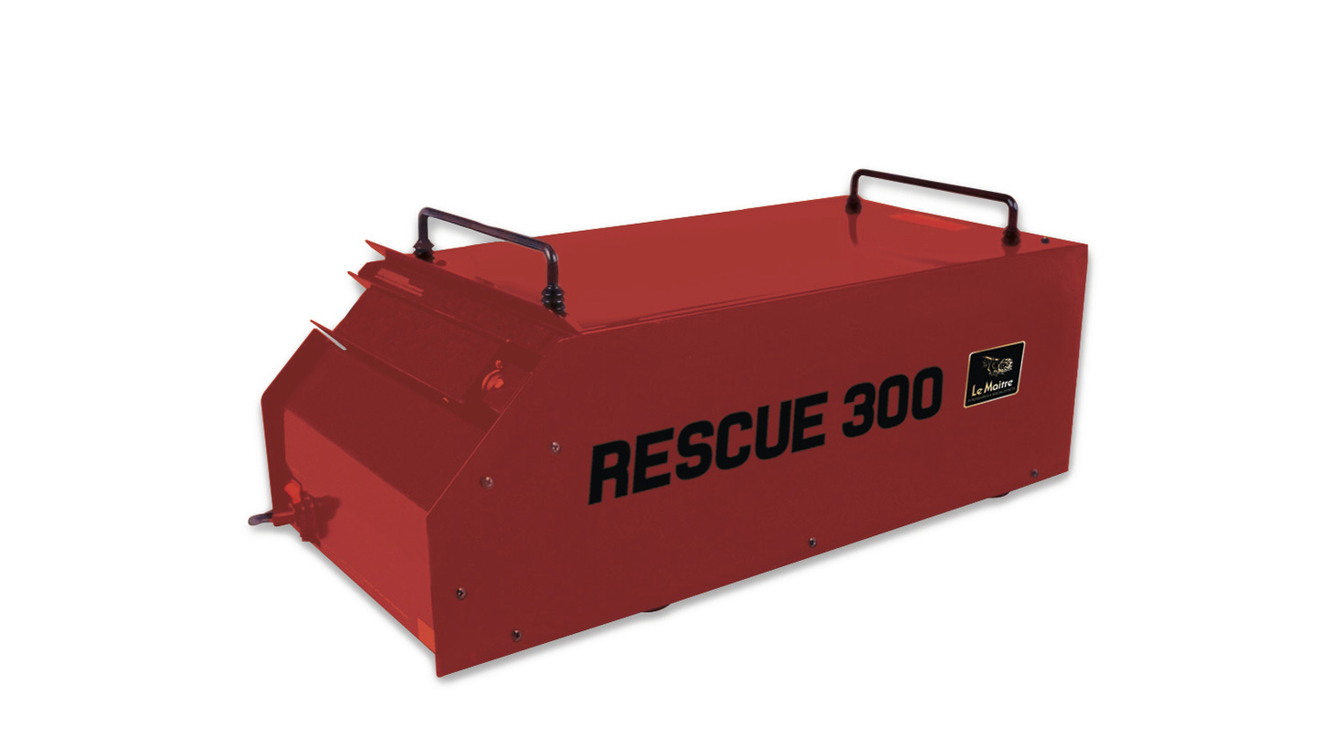 Logo RESCUE 300 Smoke Generator
