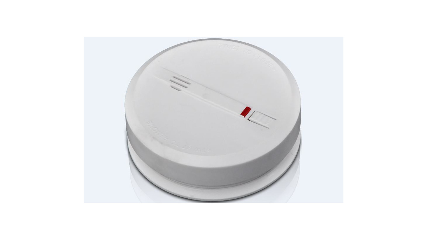 Logo Standalone optical smoke detector