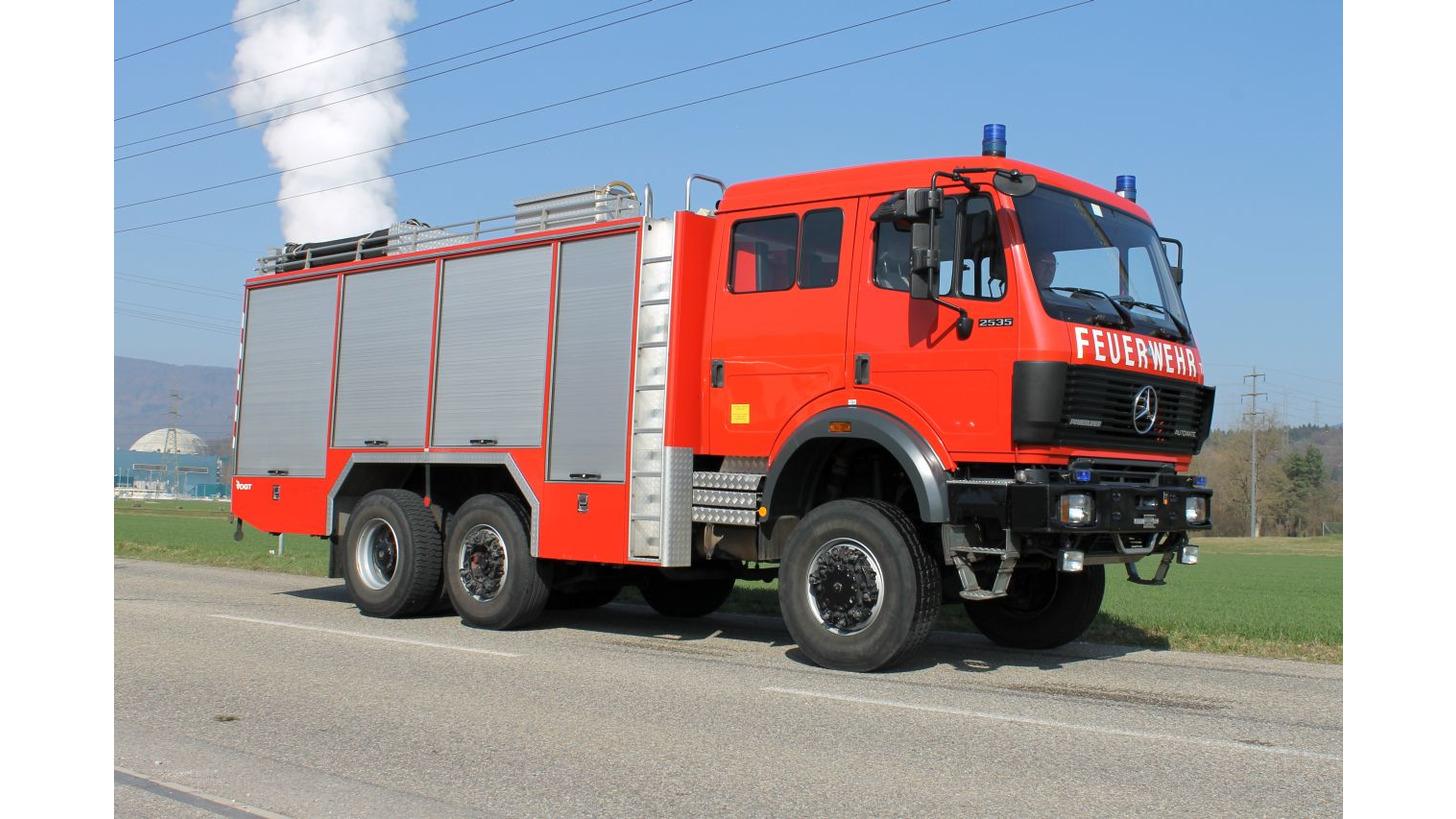 Logo Feuerwehr Fahrzeuge gebraucht, gebrauchte Rettungswagen, Ambulanzen