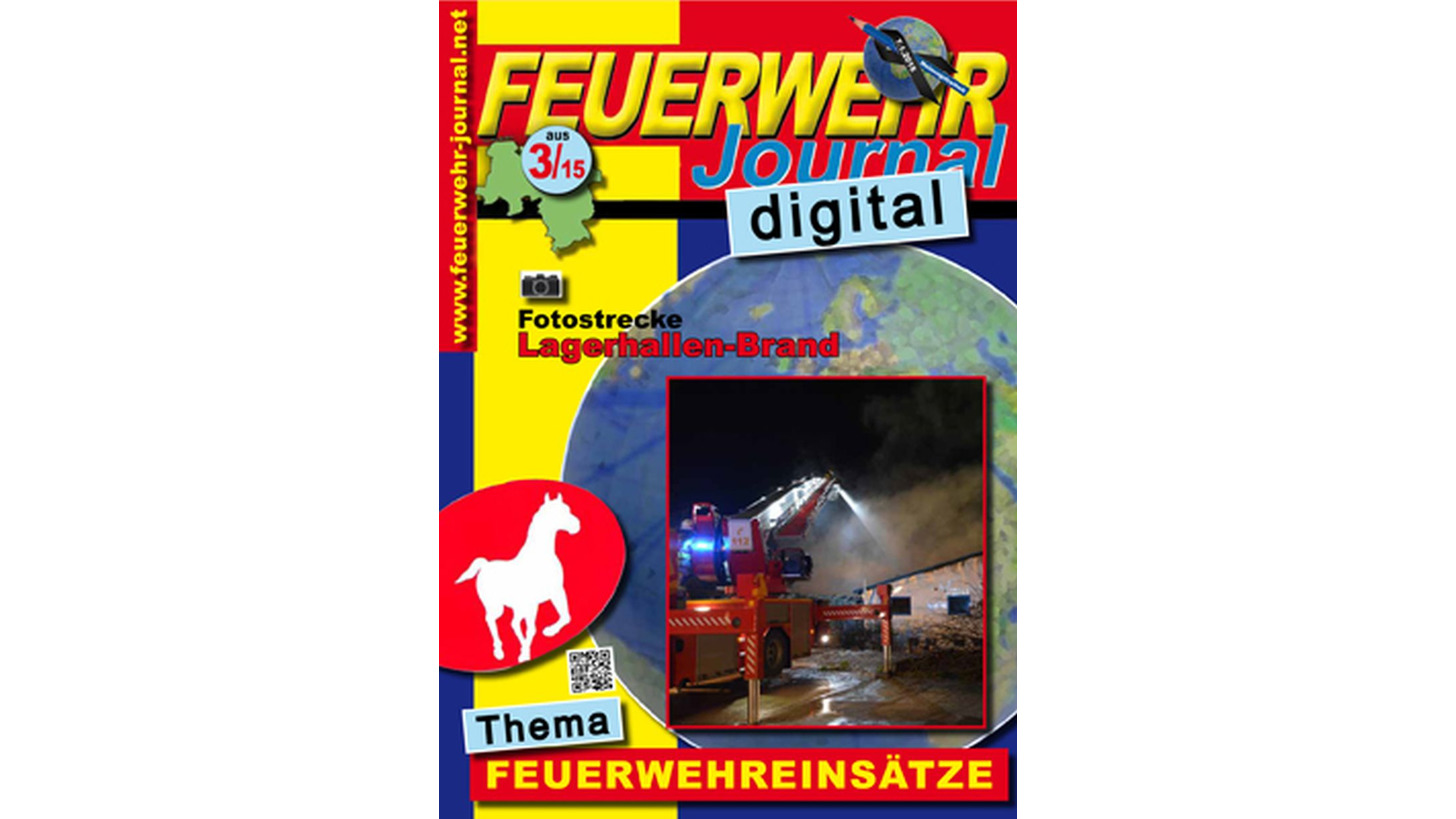"""Logo """"Feuerwehr Journal digital"""""""