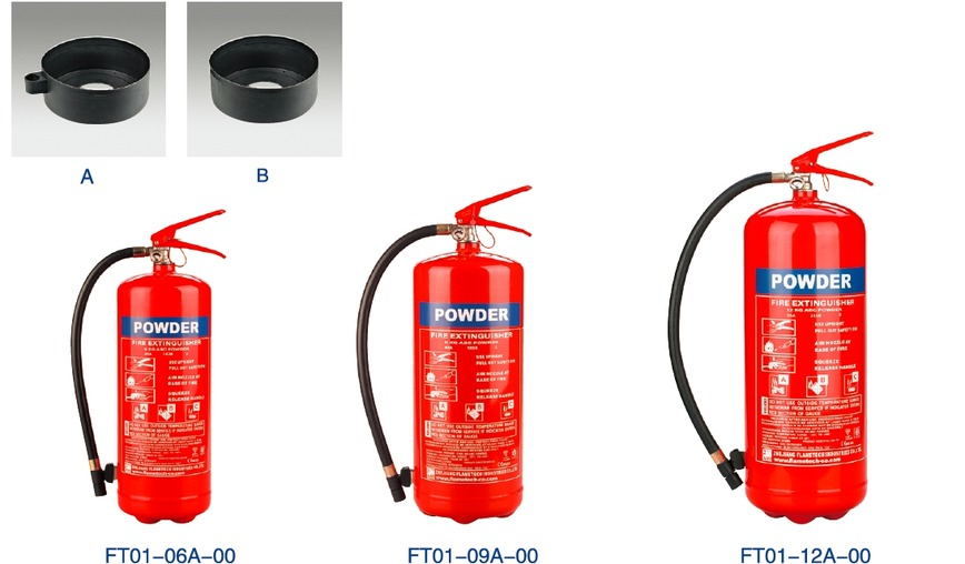 Logo Fire extinguisher