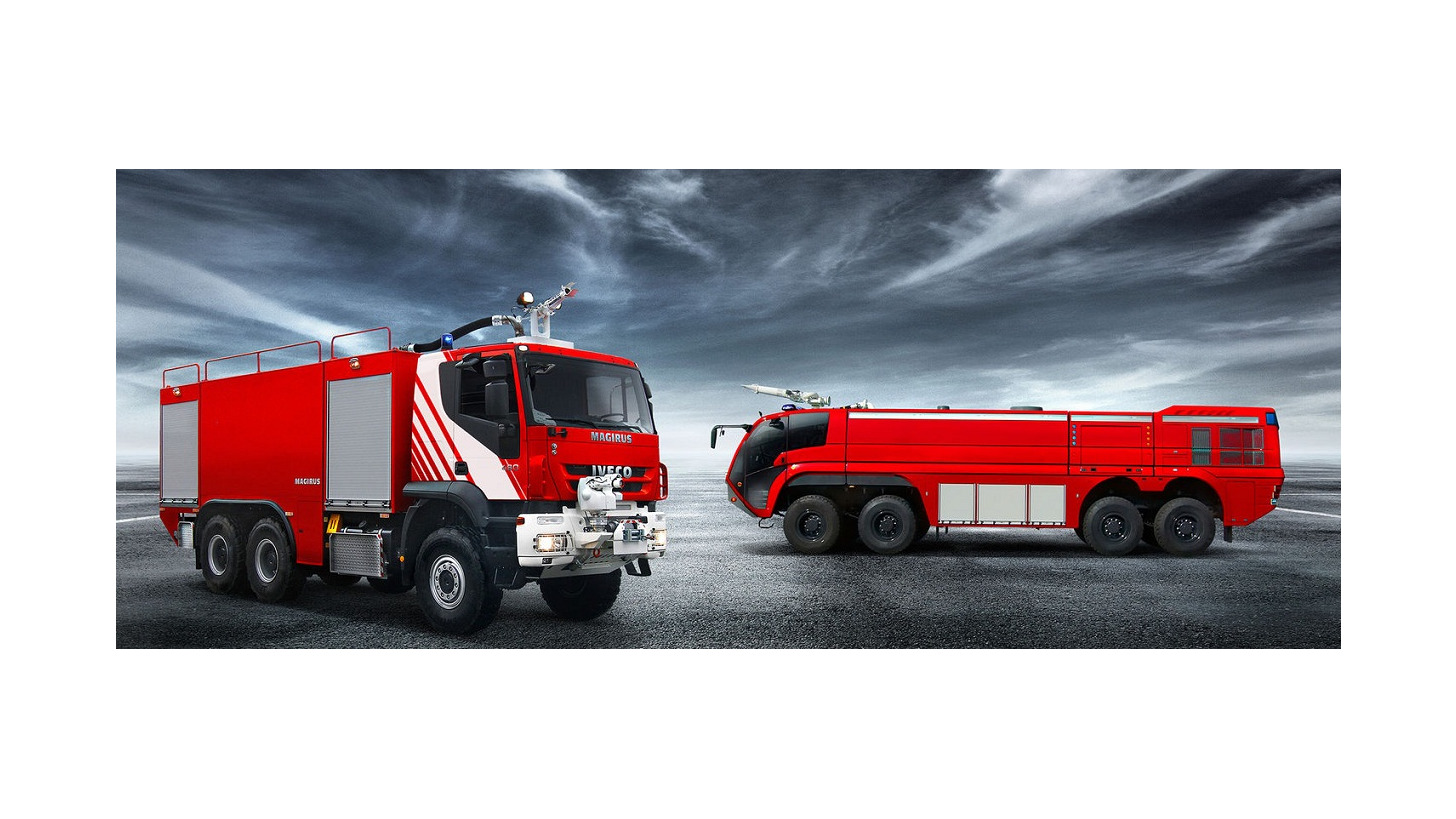 Logo Airport Fire Engines