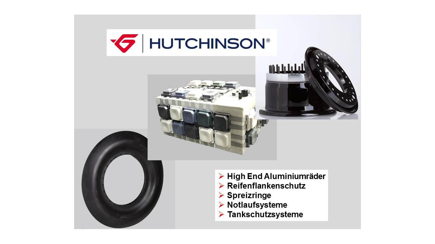Logo HUTCHINSON - Sicherheitssysteme