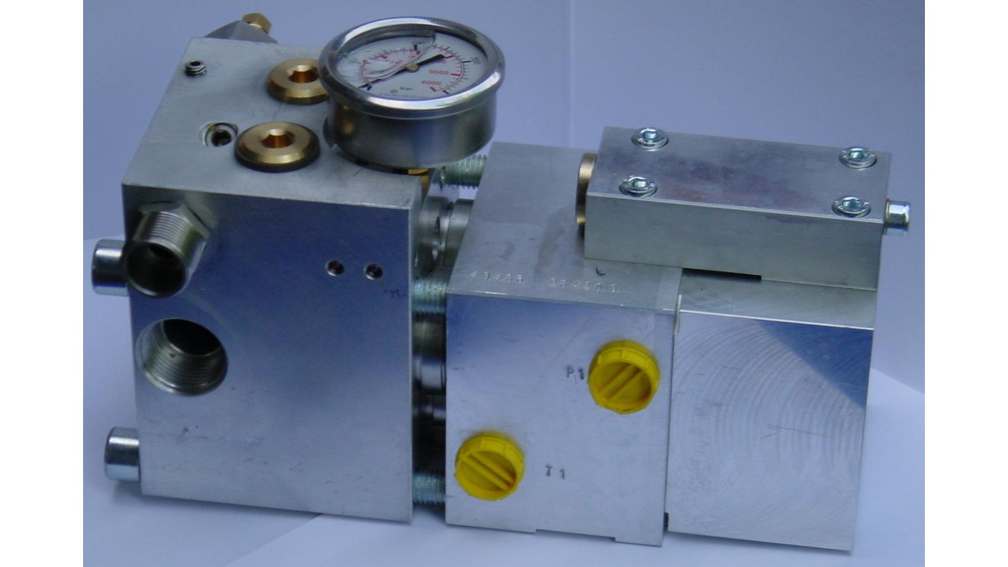 Logo Hydraulic Transformer