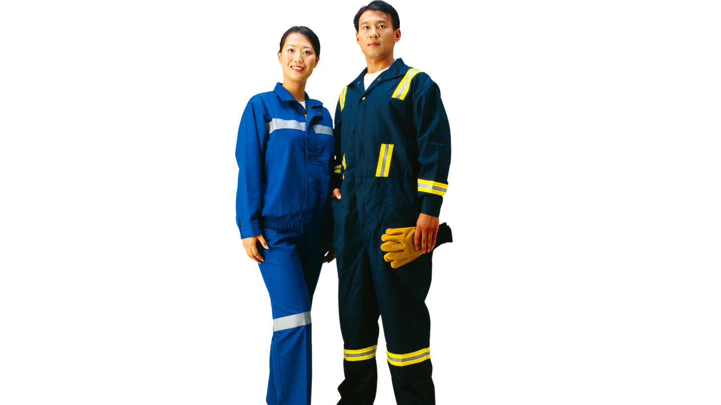 Logo JF Series of FR Protective Clothing