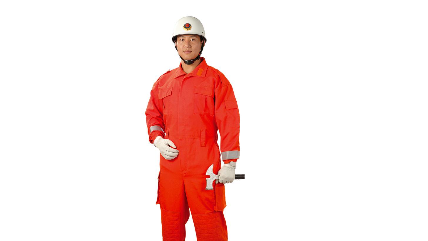 Logo RJF-YGC Rescue Suit