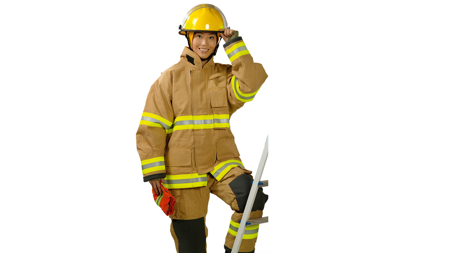 Logo RFM-YNG Fire Protective Suit