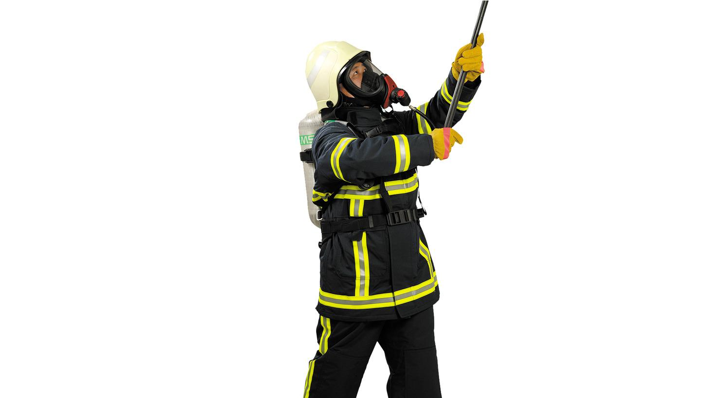 Logo RFM-YEA Fire Protective Suit