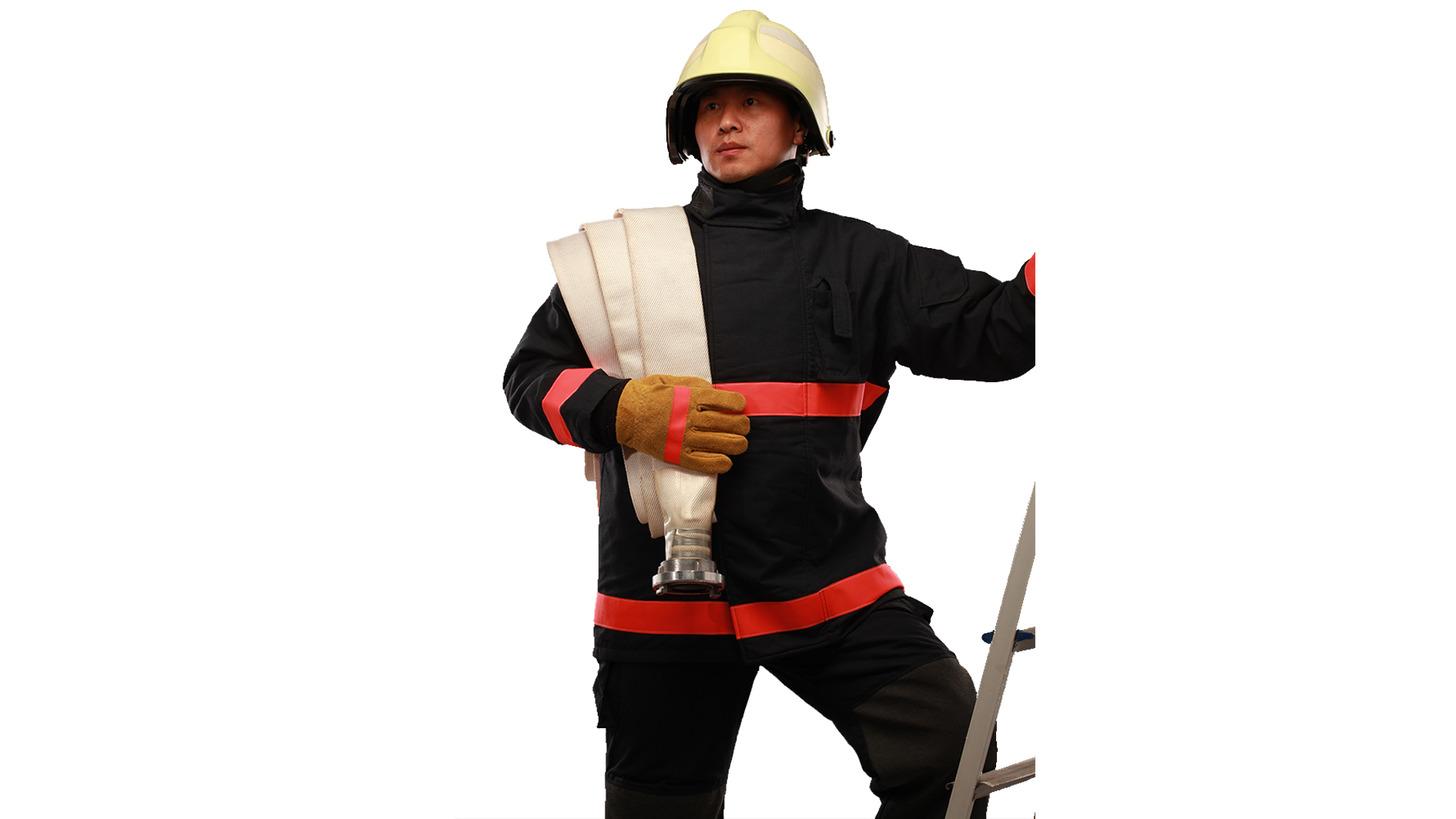 Logo RFM-YET Fire Protective Suit