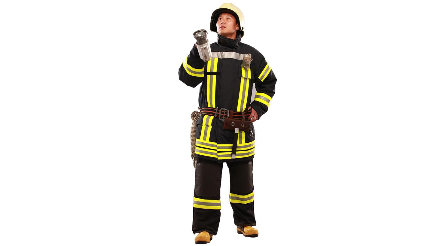 Logo RFM-YHA Fire Protective Suit