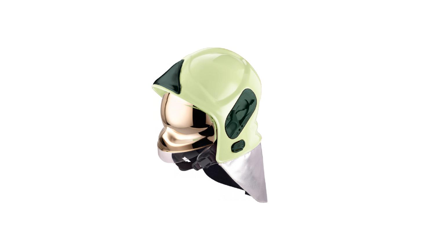 Logo Helmet VFR EVO G/A