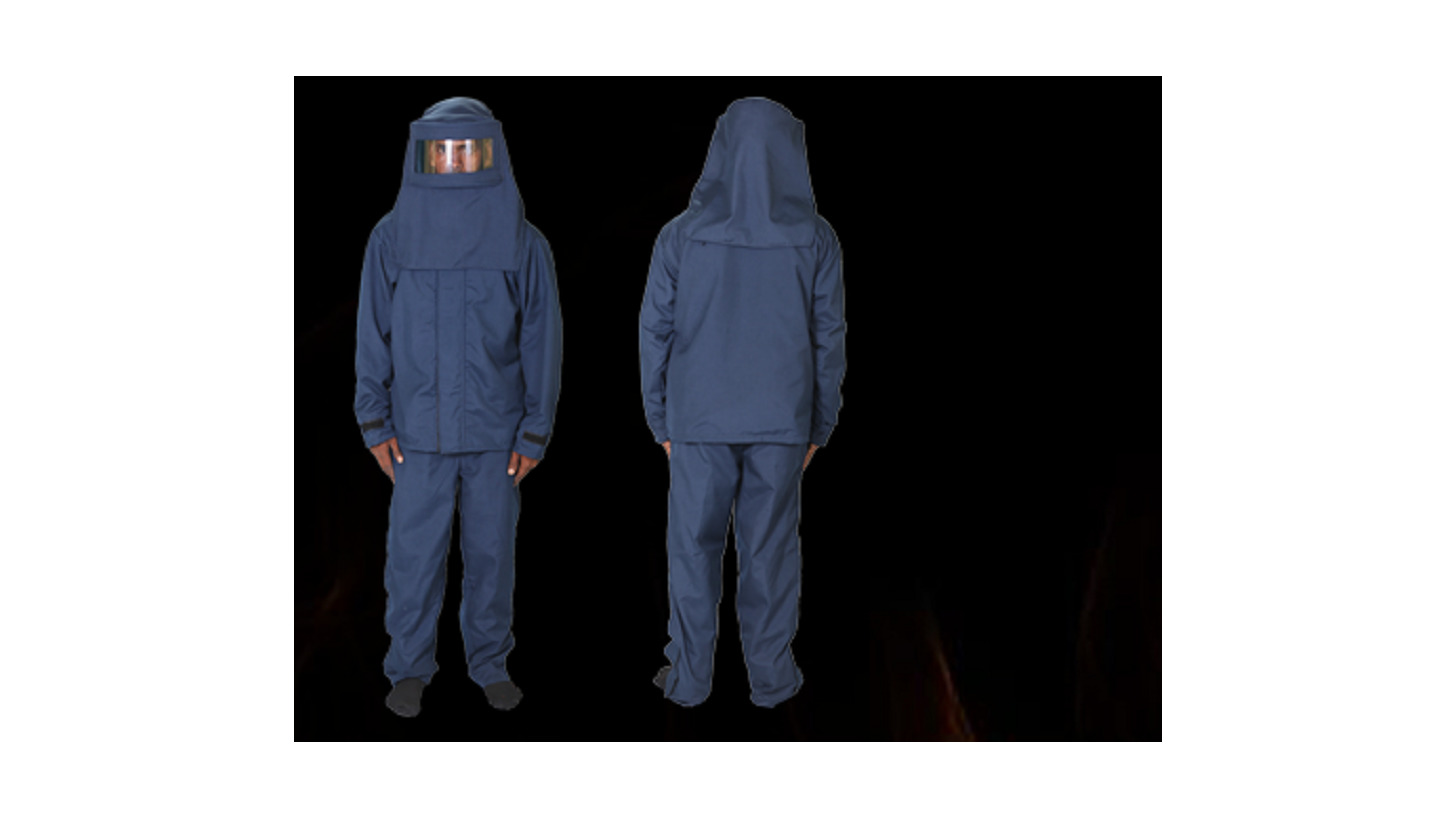 Logo Electric ARC Protection Suits