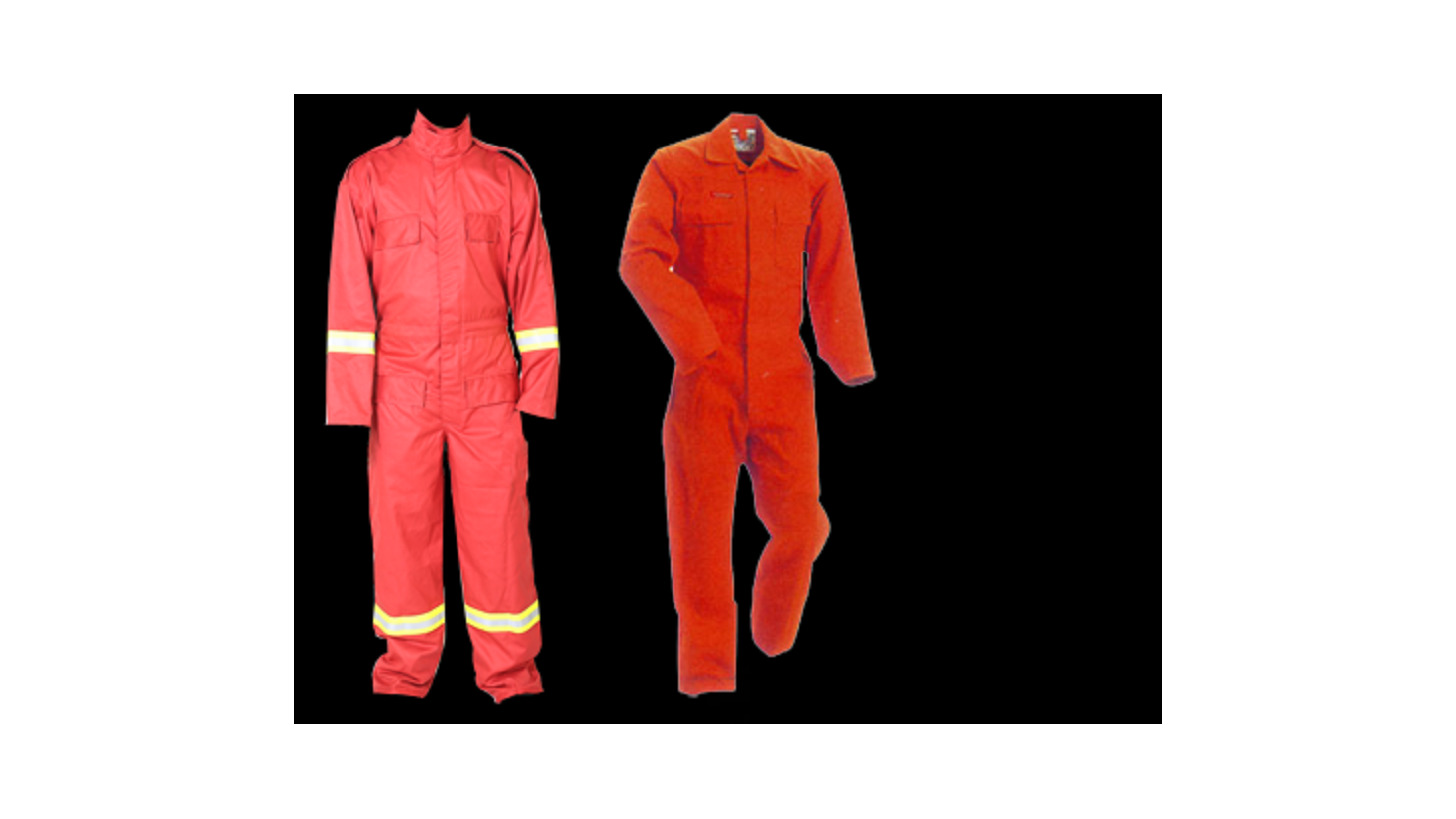 Logo Flame Retardant Garments