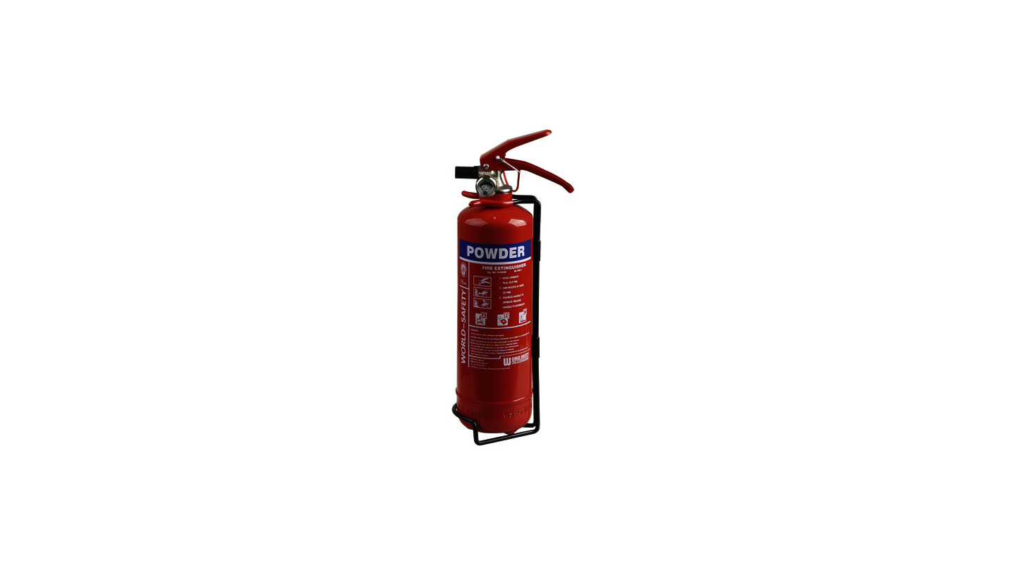 Logo 1kg Powder Fire Extinguishers