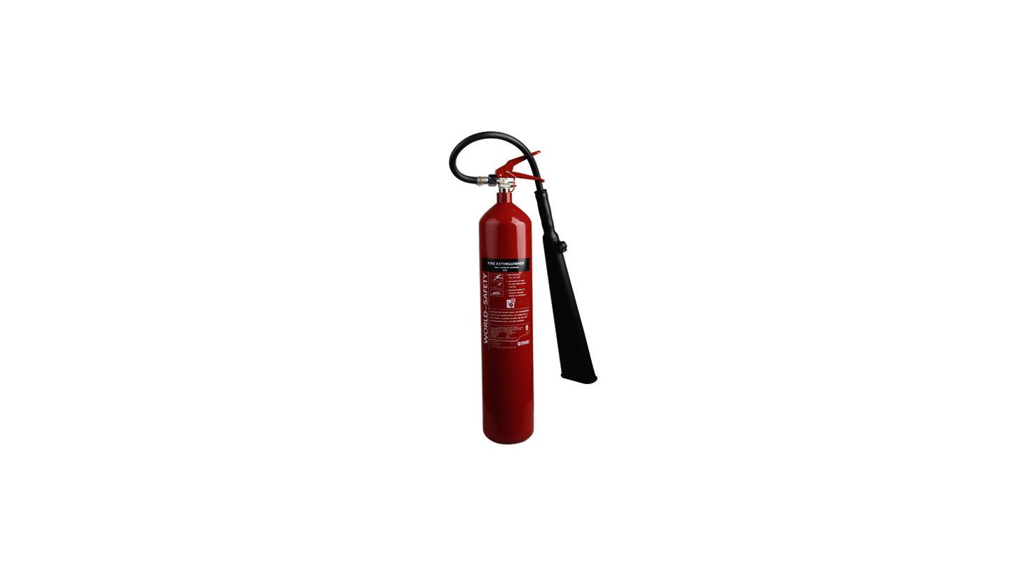Logo 5kg Carbon Dioxide Fire Extinguishers