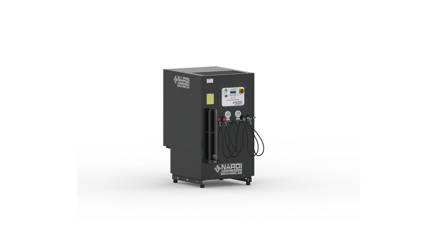 Logo PACIFIC M BREATHING AIR COMPRESSORS