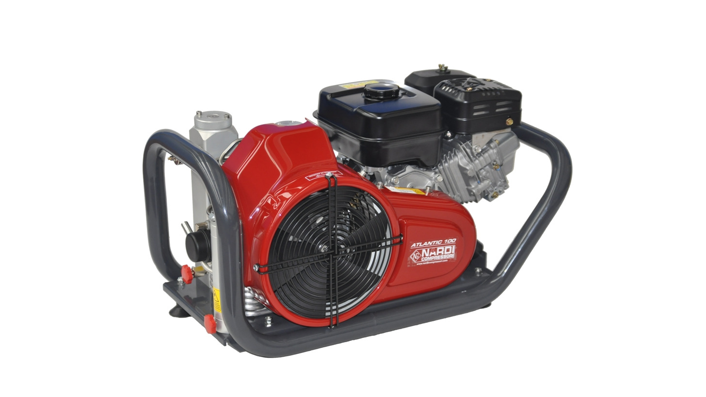 Logo ATLANTIC G BREATHING AIR COMPRESSORS
