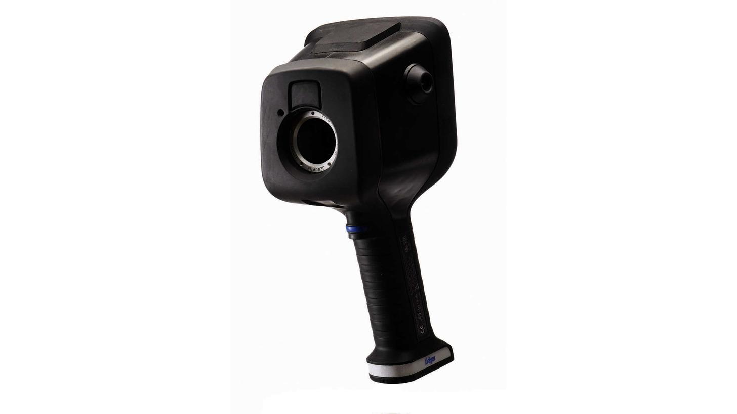 Logo Wärmebildkamera Dräger UCF 8000