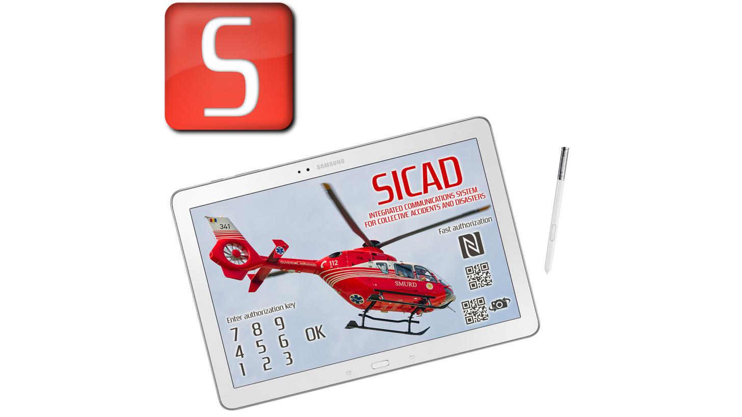 Logo SICAD
