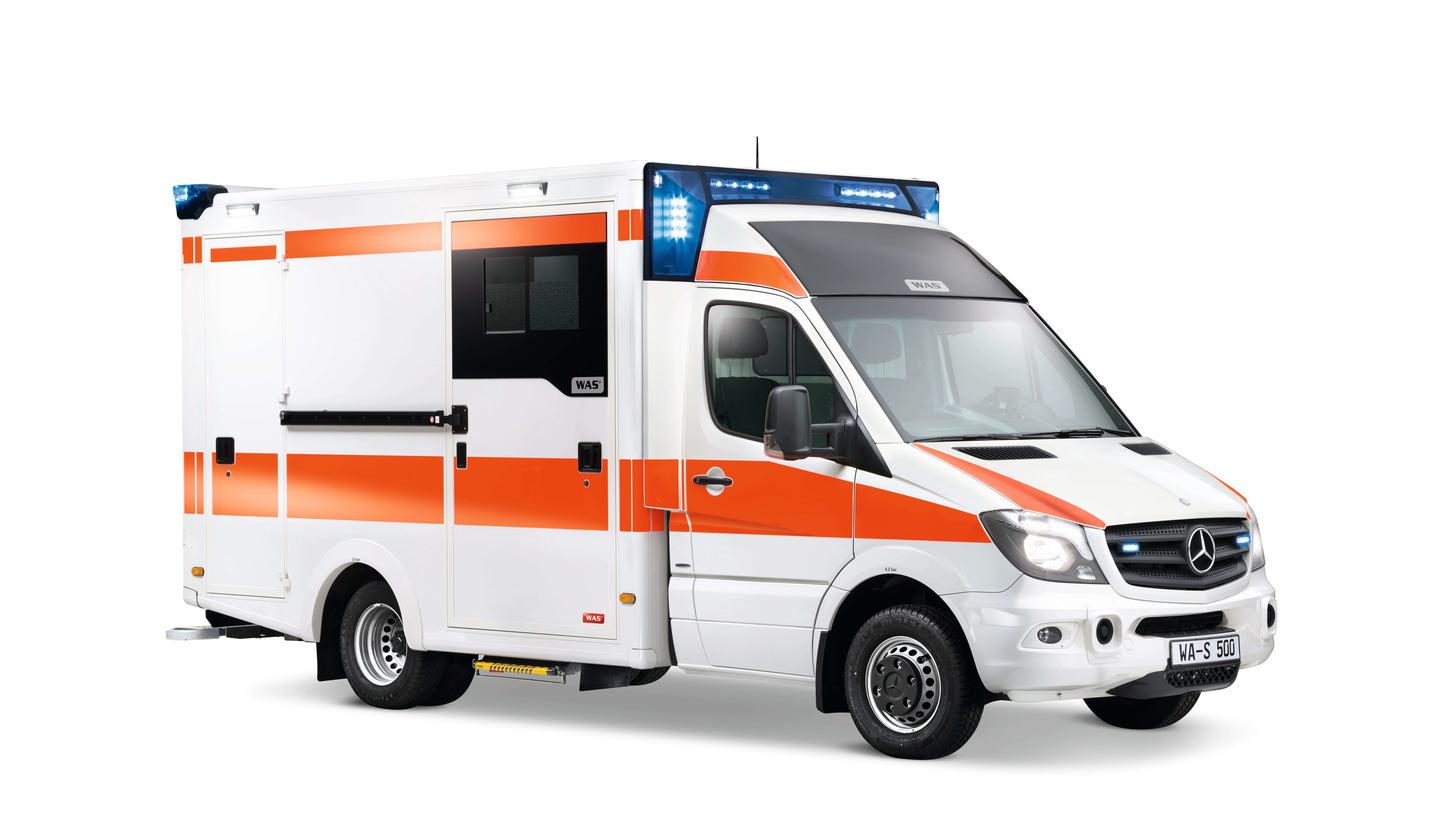 Logo Rettungswagen Typ C