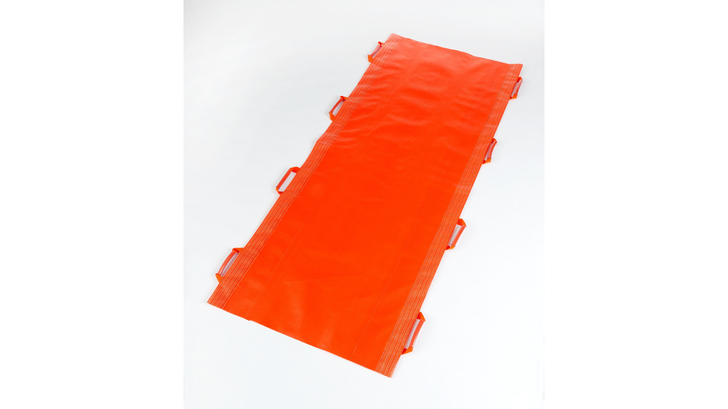 Logo GERET® rescue blanket according to DIN E