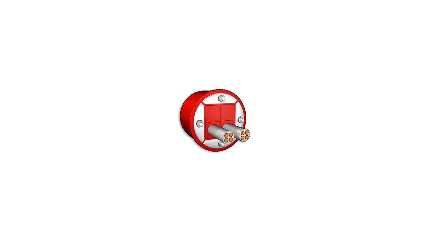Logo Plug Seal »RR« and »RR-Vario«