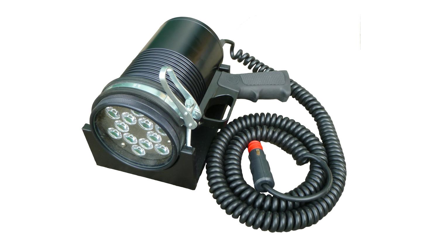 Logo LED 5000 Handheld spotlight