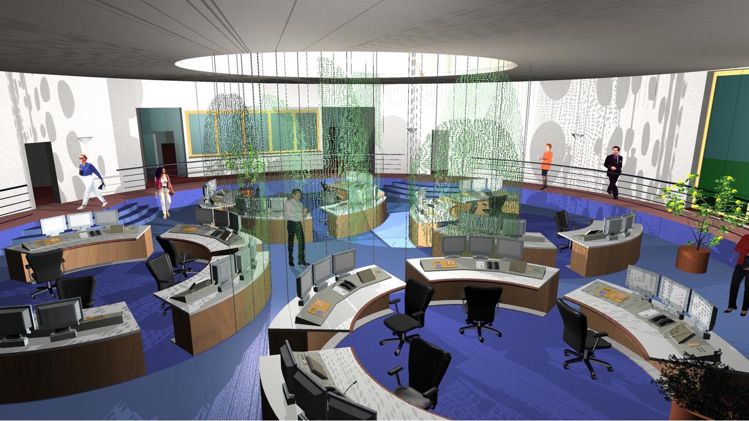 Logo Control Rooms