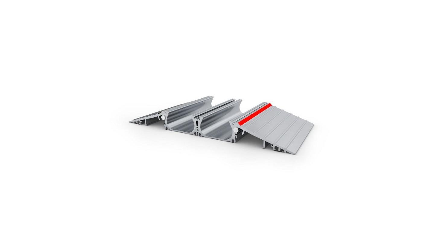 Logo Modul-Schlauchbrücke aus Aluminium