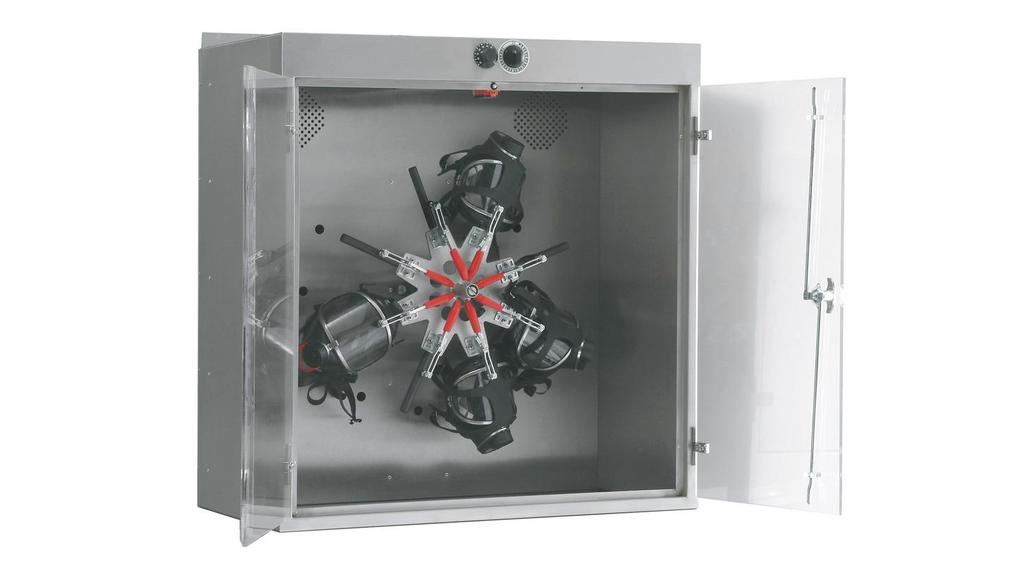 Logo Mask Drying Locker MTS 1800