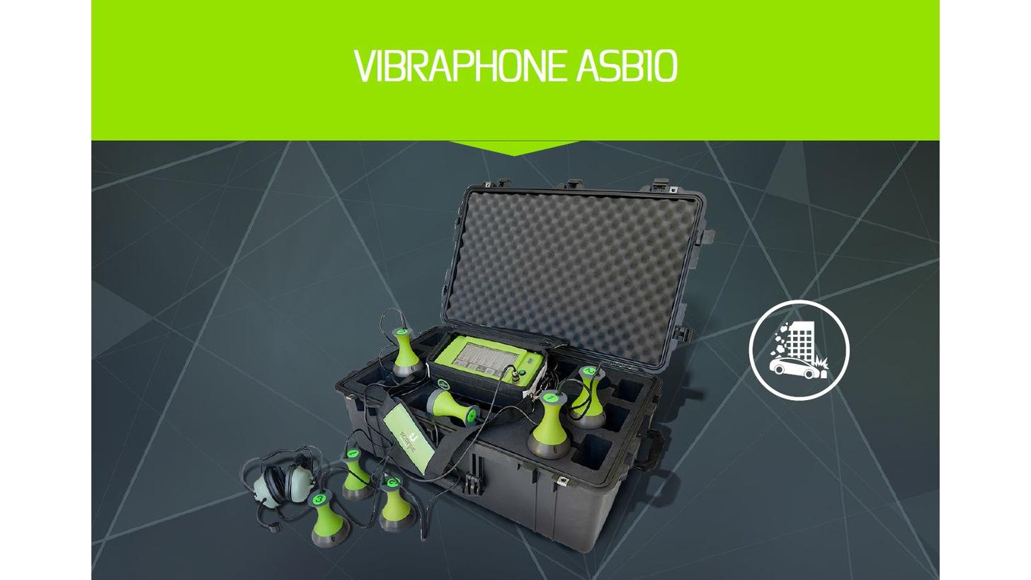 Logo VIBRAPHONE ASB10