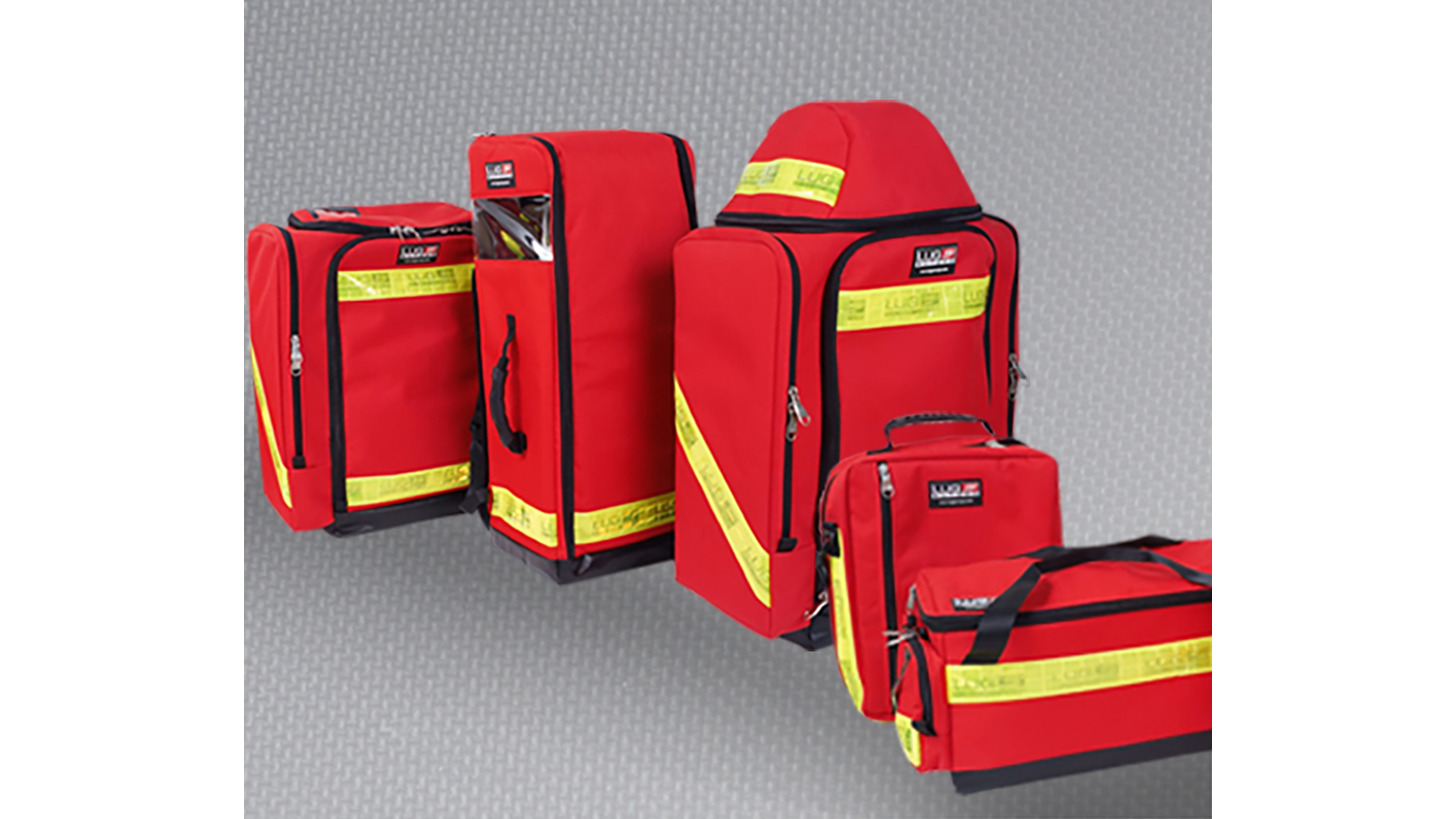 Logo FIRST AID BAG & O² RESCUE BAG