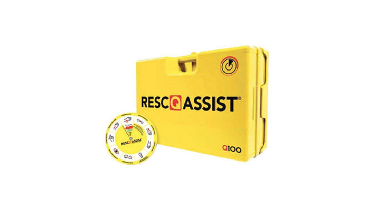 Logo RescqAssist