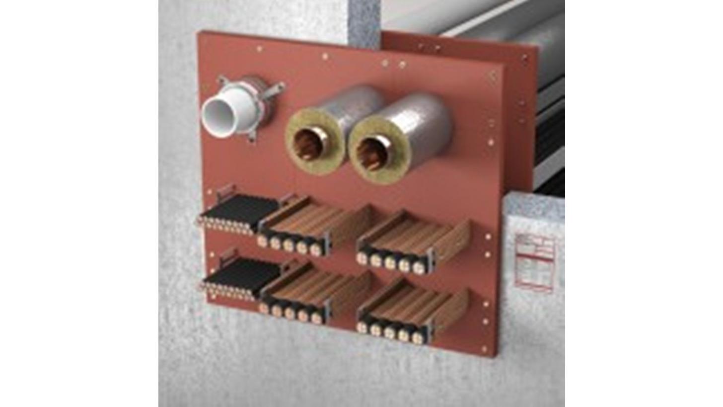 Logo Abschottungssysteme - System ZZ-Platte BDS-N